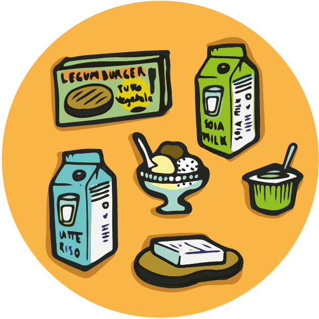 prodotti vegan nutrizione veg
