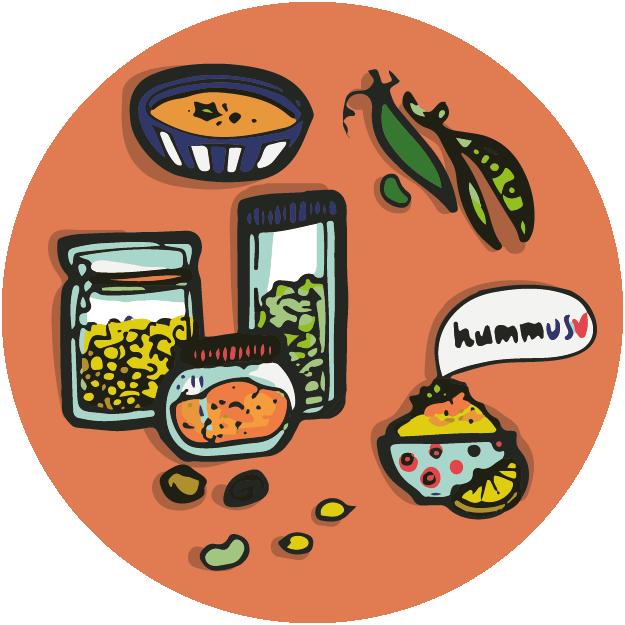 importanza legumi alimentazione vegana