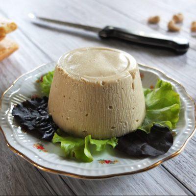 spalmabile di anacardi formaggio vegan