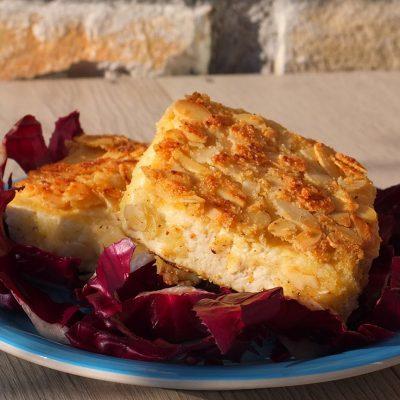 tofu in crosta di mandorle briciole_francesca bresciani_io scelgo veg