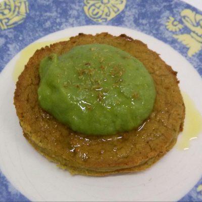 Burger di ceci vegan con salsa ai broccoli_giuliagiunta_ io scelgo veg