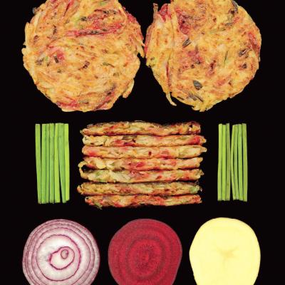 Mini rosti di patate e barbabietole_manuel marcuccio_io scelgo veg