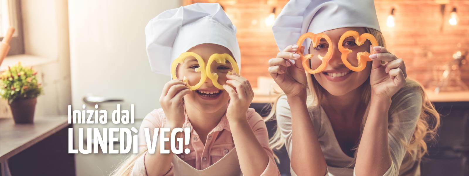 alimentazione vegan inizia con il lunedì veg