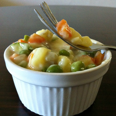 insalata russa maionese vegan di riso_camiria_io scelgo veg