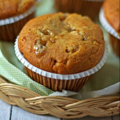 Muffin dolce vegan arancia_Mari Zeta