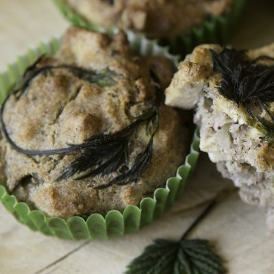 muffin vegan salato luppolo_Francesca Torricelli