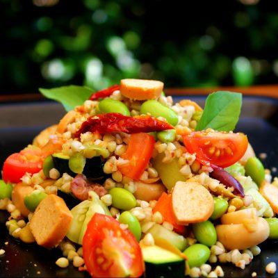 ricetta vegan grano saraceno_Libera Arienti