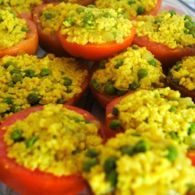 pomodori-ripieni-di-miglio vegan_ Naturalentamente