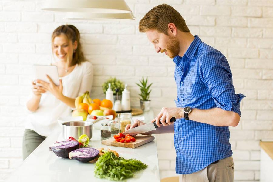 buoni motivi per provare alimentazione vegetale una settimana