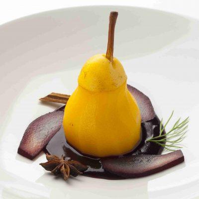 la pera dolce vegan_Chef Pietro Leemann
