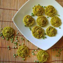 roselline patate e piselli veg_ Michela Visona
