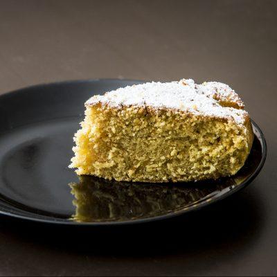 torta al limone vegan- Francesco Castaldo