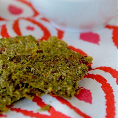 crackers di zucchine raw vegan_Felicia Sguazzi