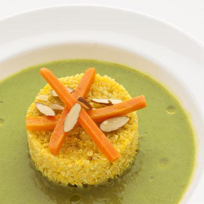 Tortino_quinoa vegan senza glutine_Francesca Gregori