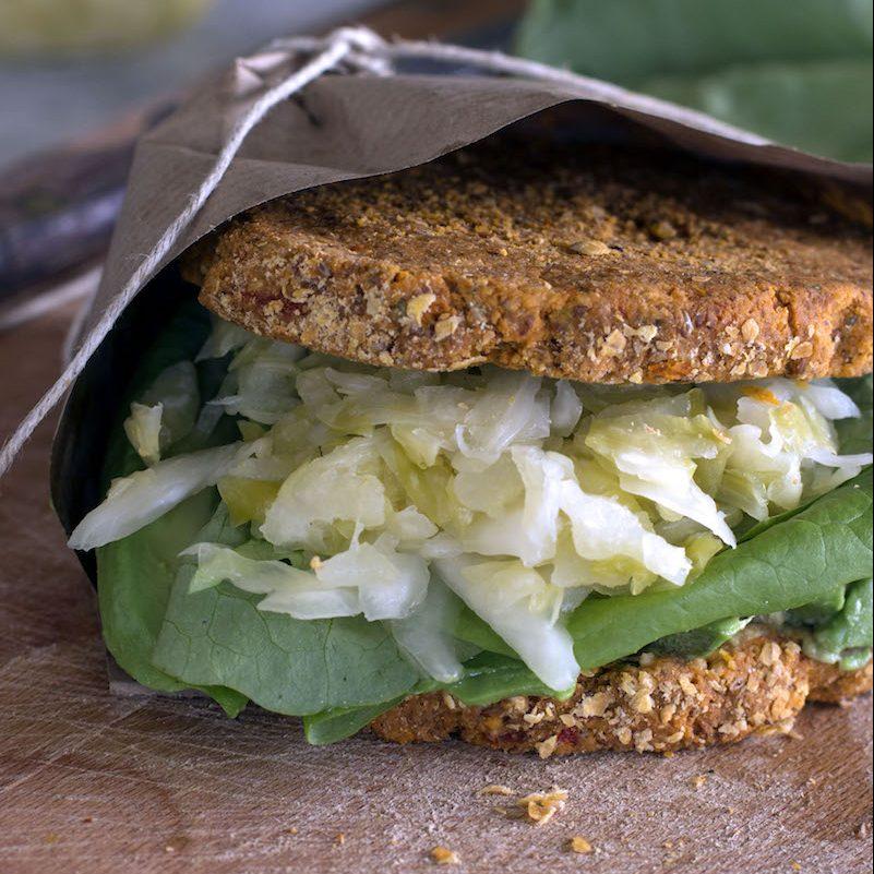 Sandwich raw