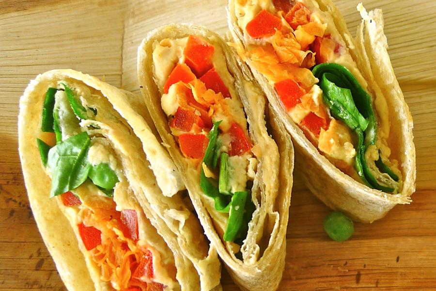 ricette vegan rapide