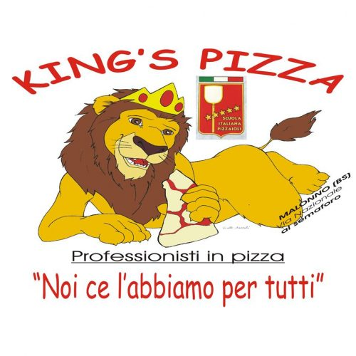 king's pizza_brescia_vegan friendly_ioscelgoveg