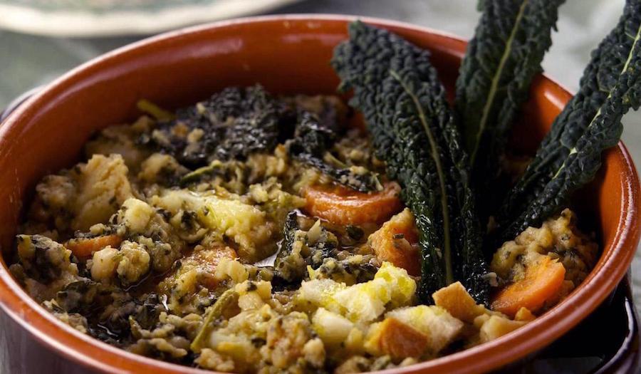 cucina vegana tradizionale