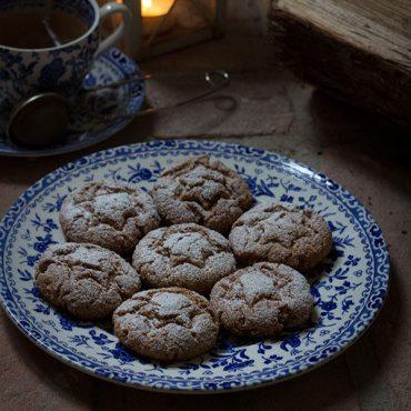 Biscotti al cocco per la colazione