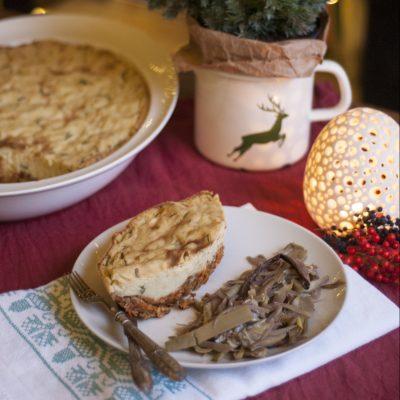 Sformato vegan di Natale_ Betti Taglietti
