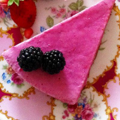 Vegan cheese cake_Lucia Valentina Nonna