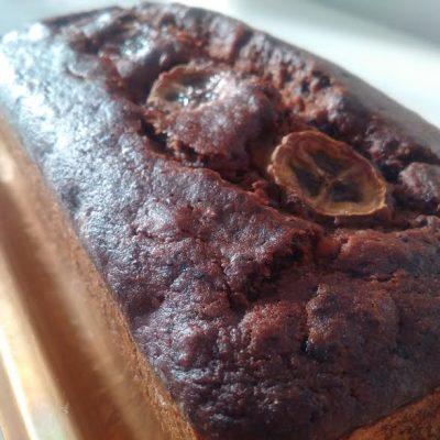 Torta veg banane e cioccolato_Michela Run Veg