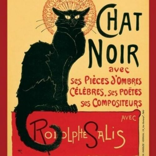 chat noir roma-vegan friendly-ioscelgoveg