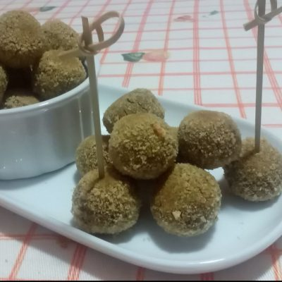Olive all'ascolana vegan_Anna Cascone