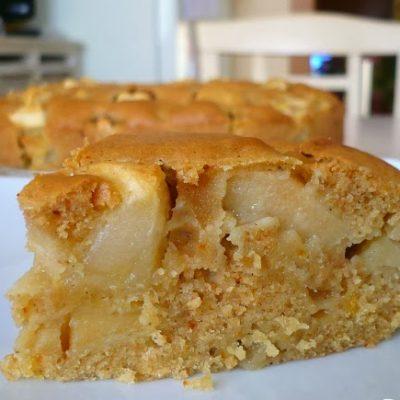 Torta di mele vegan_Michela Visonà