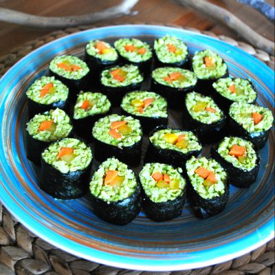raw vegan sushi_Naturalentamente
