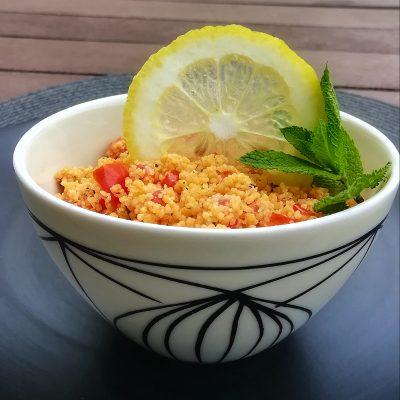 Cous cous al limone vegan_Maria Tina Aprile