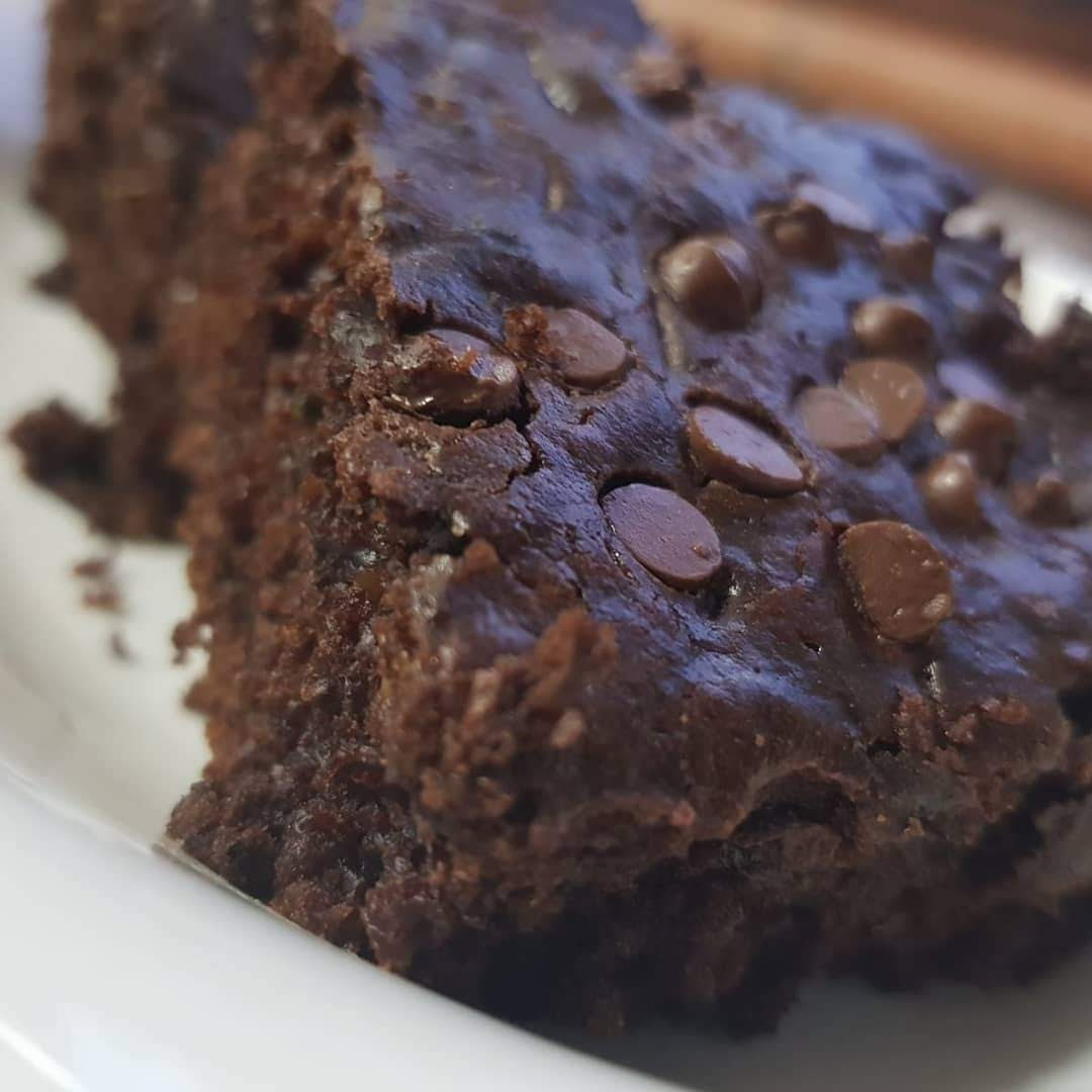 Brownies cacao e zucchine