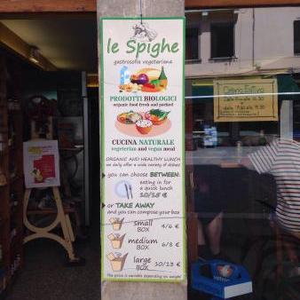 le-spighe venezia-vegetarian/vegan_ioscelgoveg