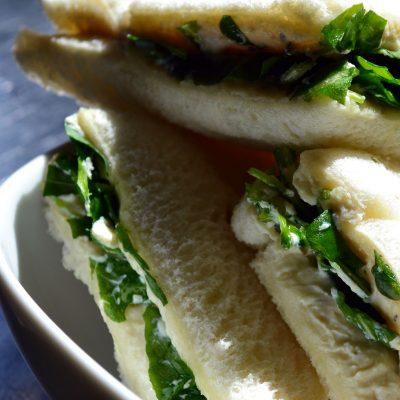 Tramezzini con formaggio vegan_Anna Rita Lascala