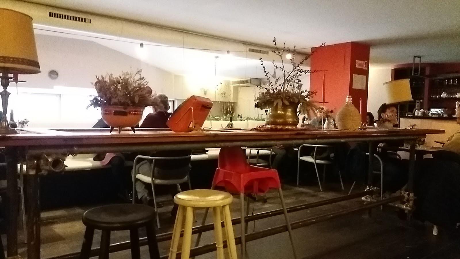 Bar Arredati Con Pallet mix bistrò • ioscelgoveg