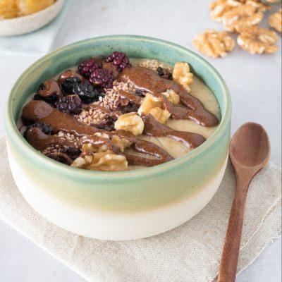 Porridge vegan di Elefante Veg per Ioscelgoveg Essere Animali