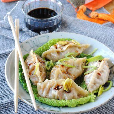 ravioli cinesi al vapore vegan Francesca Militello per Essere Animali_ioscelgoveg