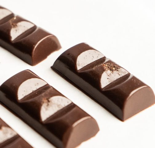 Cioccolatini raw cremosi al caramello salato