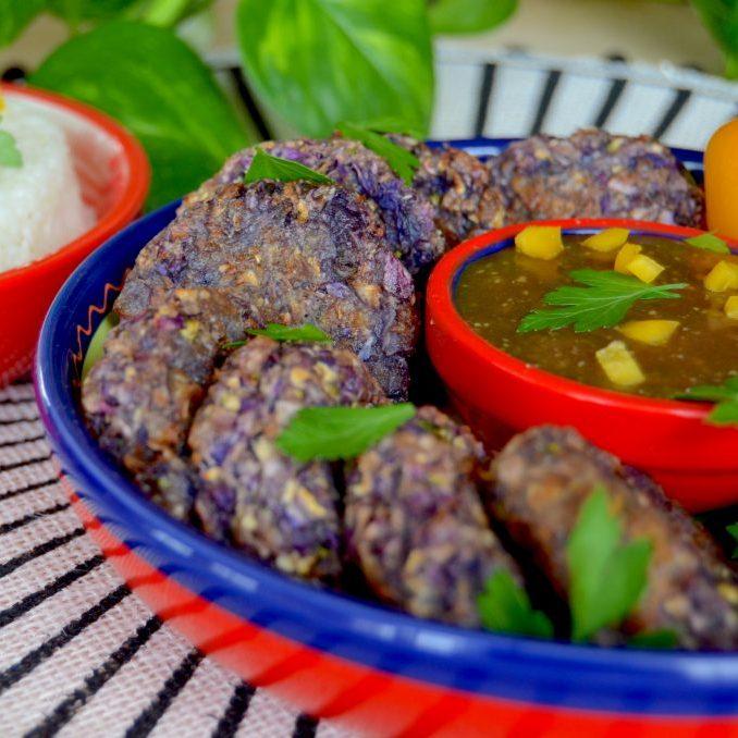 Gobi manchuria vegano