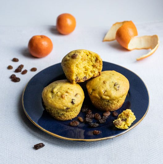 Muffin gusto panettone
