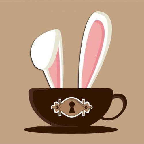 la tana del bianconiglio cafè