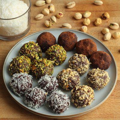 Praline cioccolato vegan-Io Scelgo Veg