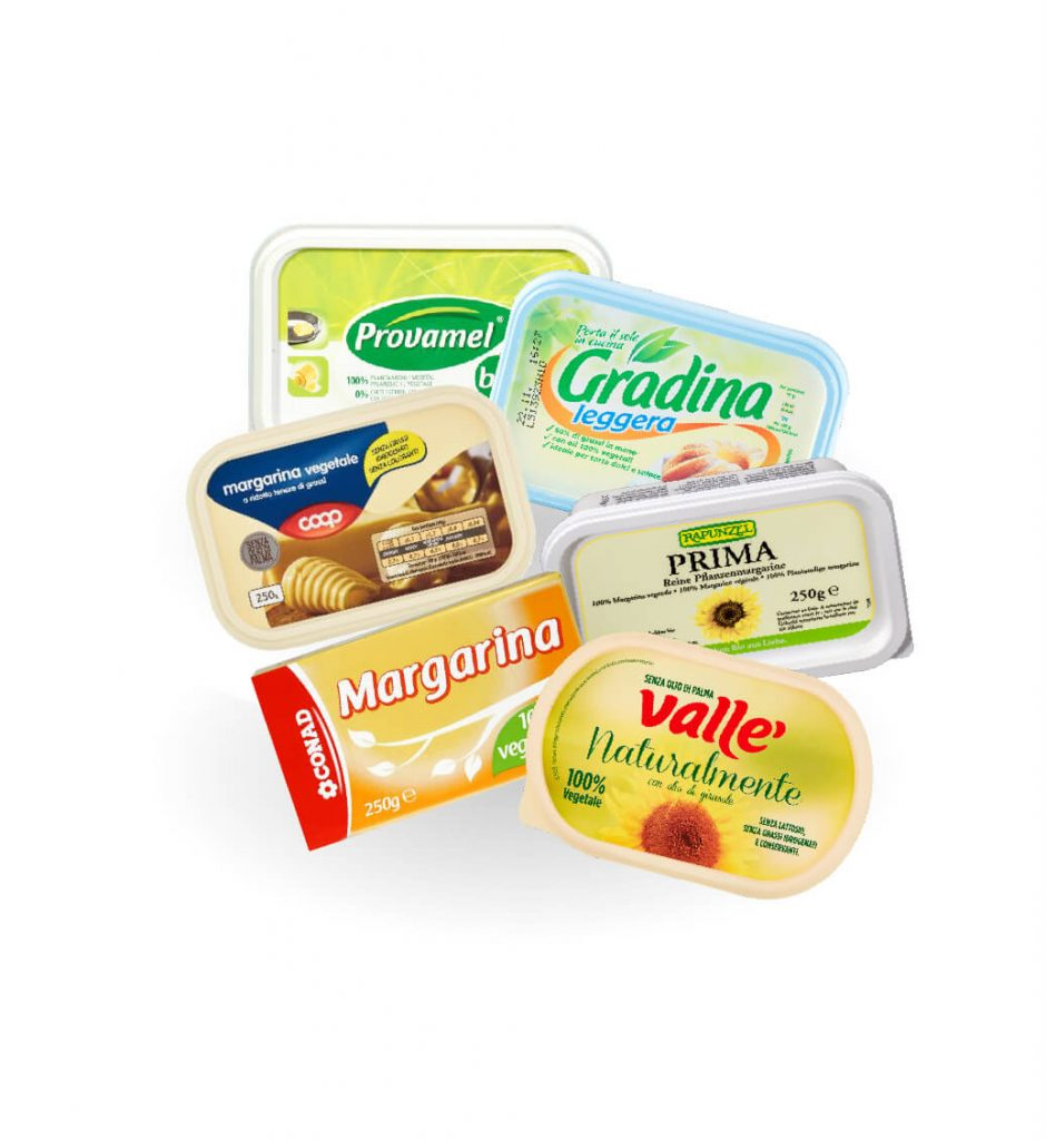 Margarina vegetale