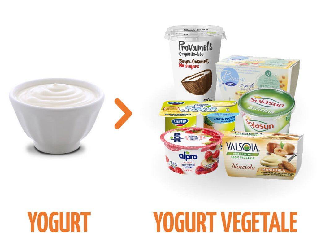Yogurt vegan