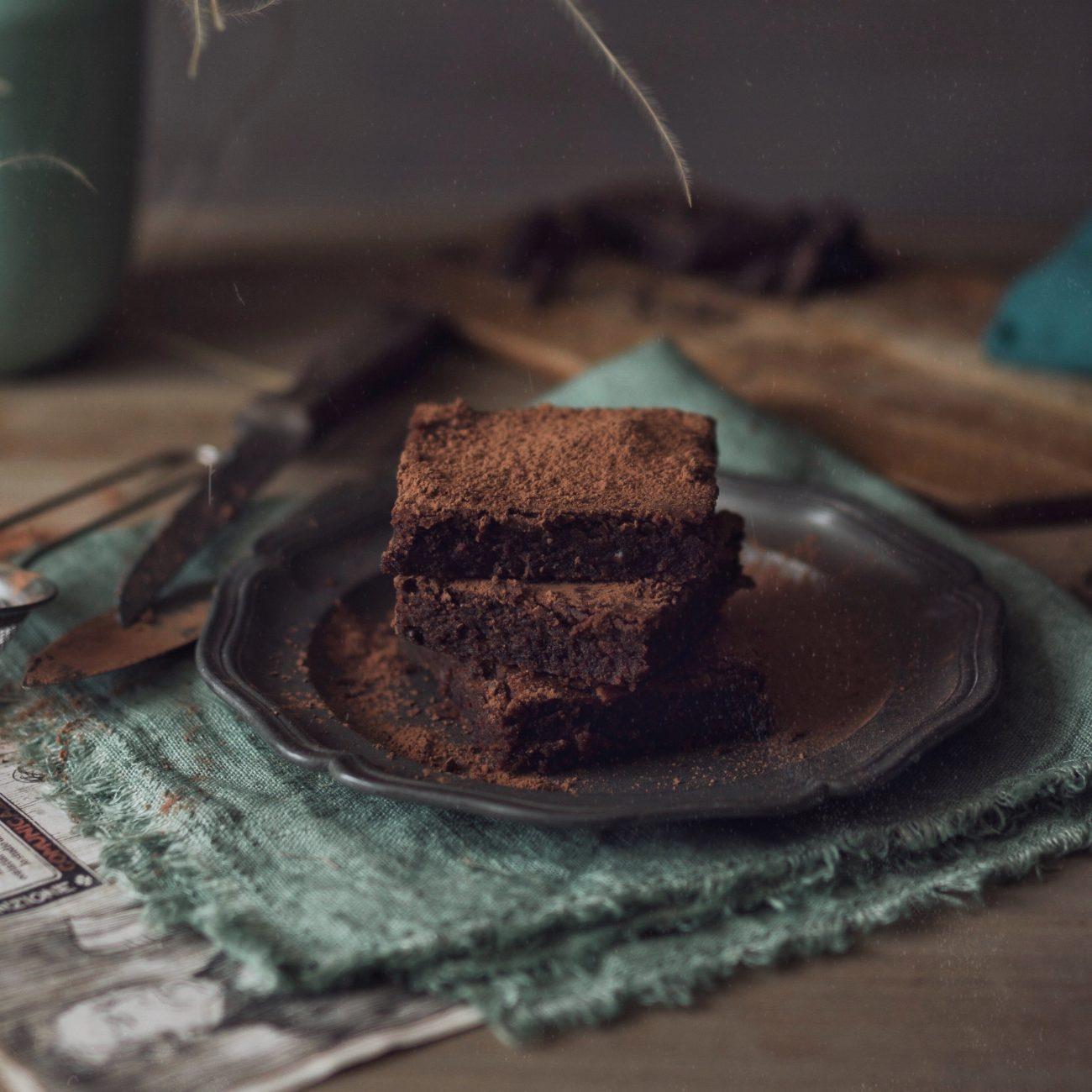 Brownies alle castagne