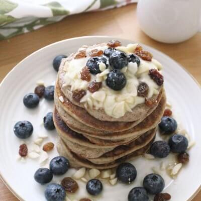 Pancakes al grano saraceno