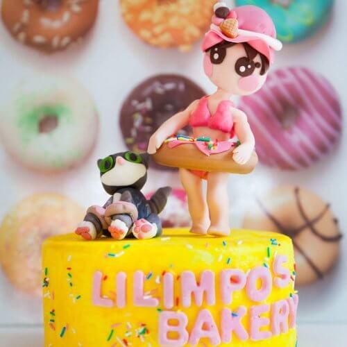 lilimpo's vegan bakery